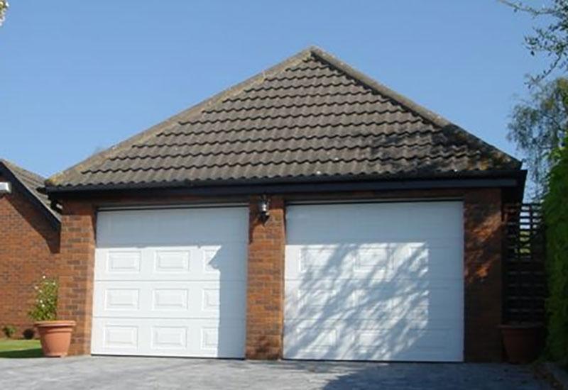 West Norfolk Glass Garage Doors Carports
